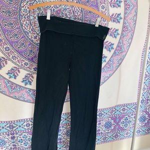 Black Victoria's Secret Yoga Pants